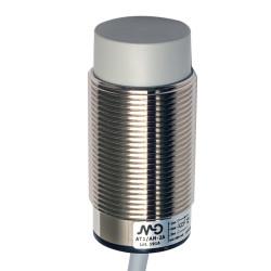 Inductivo 3/D30 detección 15mm cable 5m