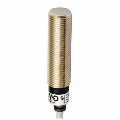 Inductivo 3/D12 detección 8mm cable 10m