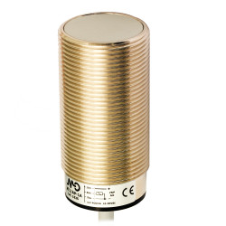 Inductivo 2/D30 detección 15mm cable 2m