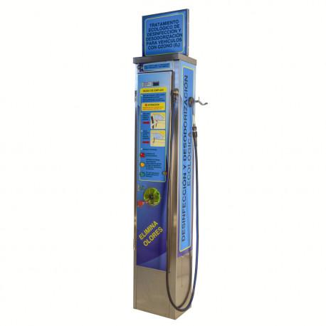 Maquina desinfección por ozono