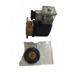 """Electrovalvula 1/2"""" 0,3-16bar 24VDC(compatible burkert 287)SIN CUERPO"""