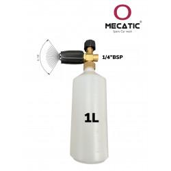 Lanza de espuma 1,25mm 1L angulo variable