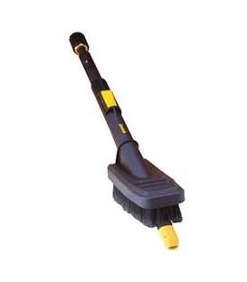 Lanza con cepillo longitudinal (compatible karcher)