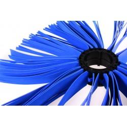 Cepillos material espuma azul 900x120x200