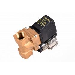 "Electrovalvula 1/2"" 0,3-16bar 24VDC(compatible burkert)COMPLETA"