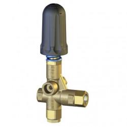 Regulador de presión pulsar 4RV con maneta Salida G3/8H